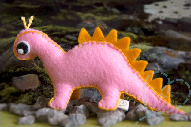 Sfeerfoto Dino vilt