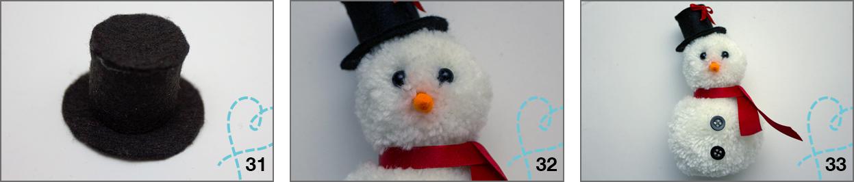 klaar sneeuwpop