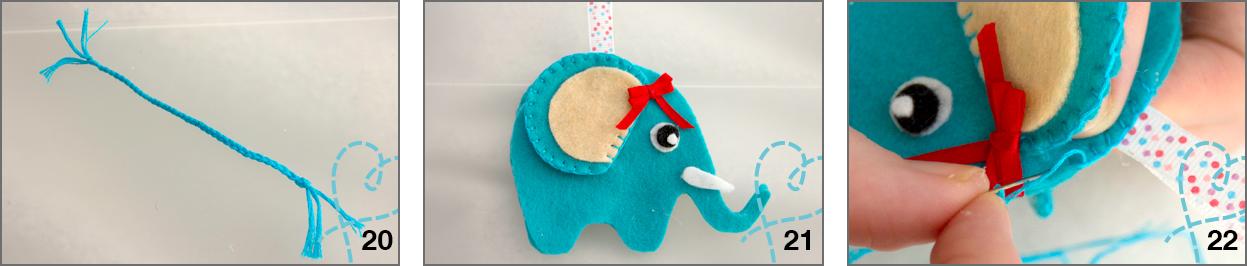 olifant stap 20-21-22