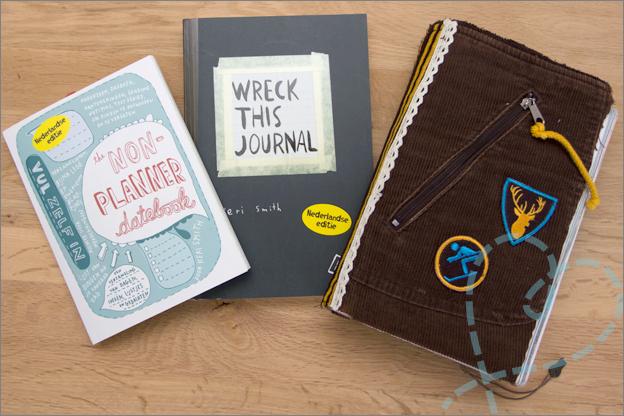 mijn 3 boeken