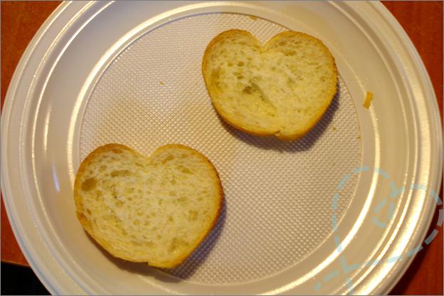 Stokbrood met liefde