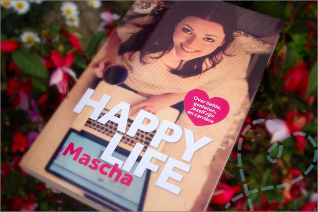 Boek Happy Life