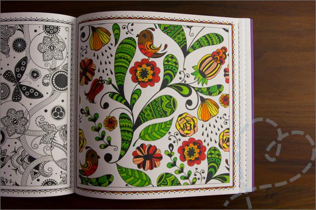voorbeeld kleurplaat