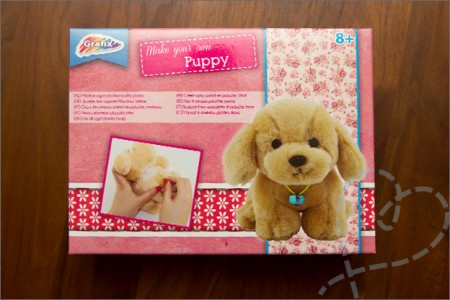 Review: Make your own Puppy van de Action