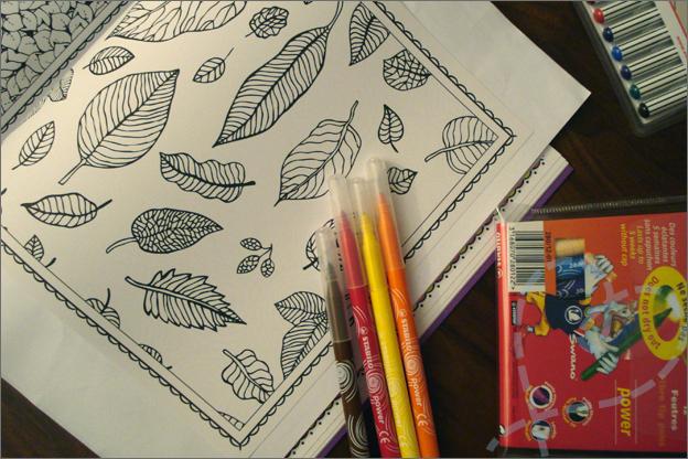 kleurboek voor volwassen