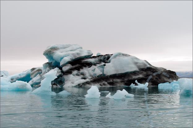 Jokulsarlon ijsmeer IJsland