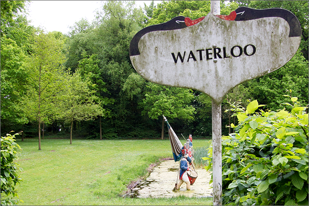 waterloo bord