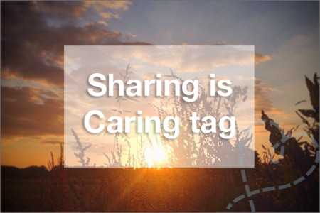 Tag #7: Sharing is Caring