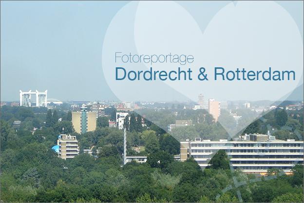 dordrecht en Rotterdam foto's