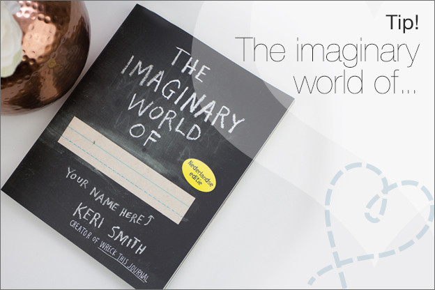the imaginary world keri smith