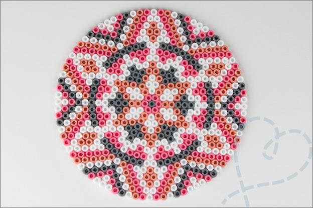 mandala strijkkralen