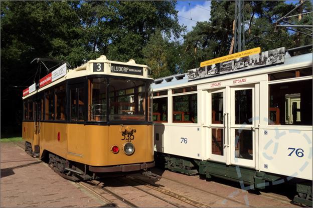 openluchtmuseum arnhem tram