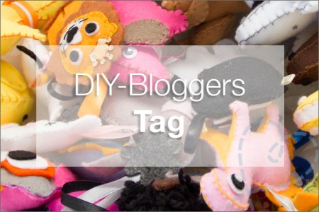 Tag #9: DIY-Bloggers Tag