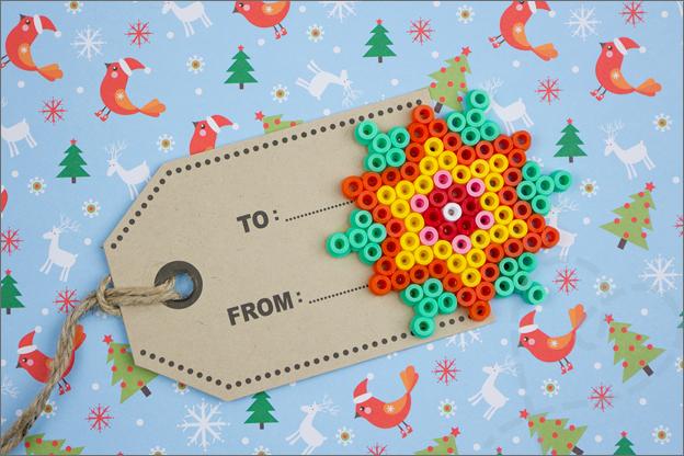 ster voor aan cadeau