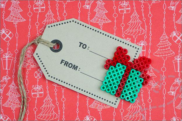 inpakken cadeau kerst