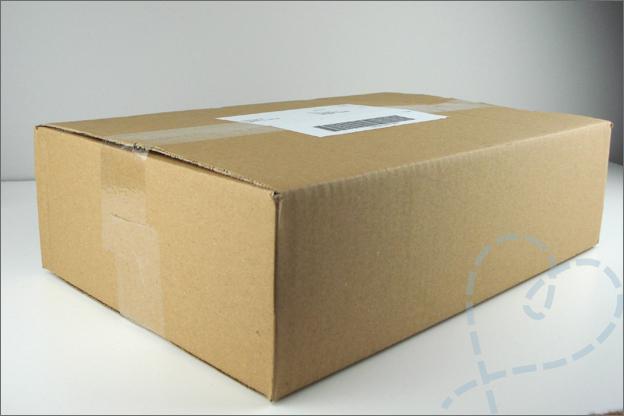 pakketje voor blog