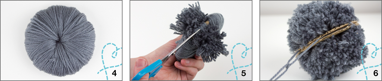 schaap DIY stap 4