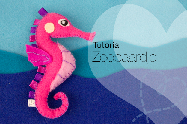 Tutorial Zeepaard Van Vilt Nobody Else Nobody Else