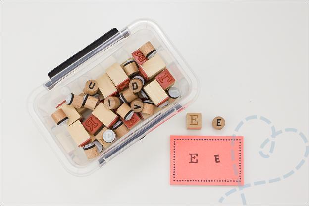 Stempels letters