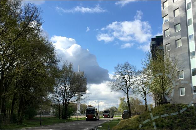 Trucktour Tilburg