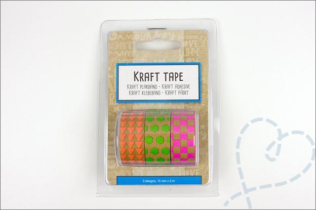 washi tape action