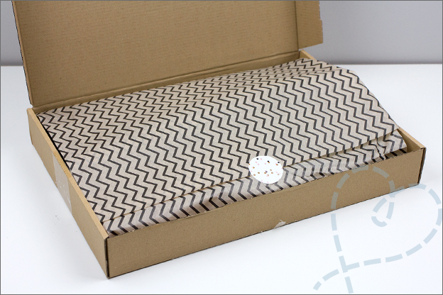uitpakken pakketje
