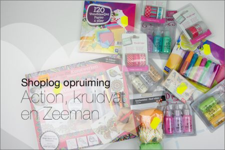 Shoplog opruiming: Action, Kruidvat en Zeeman