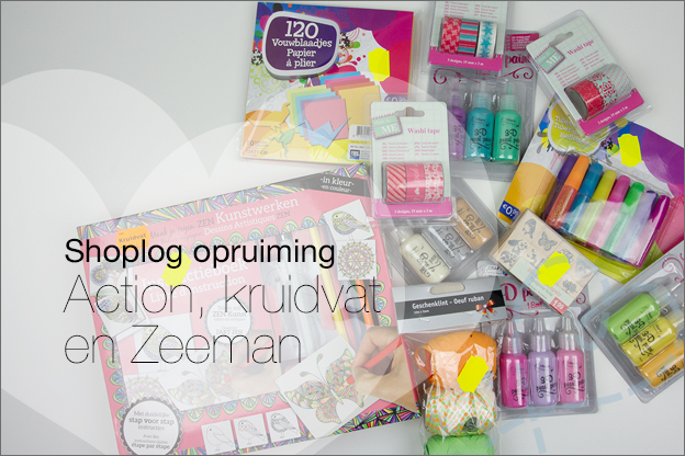 Shoplog Opruiming Action Kruidvat En Zeeman Nobody Else Nobody