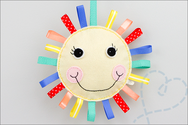 zon van vilt maken