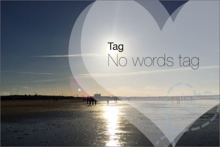Tag #12: No words tag