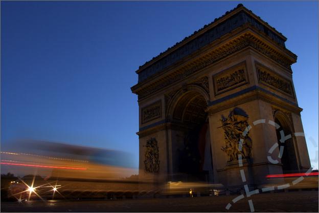 Parijs_3_Arc-de-Triomphe