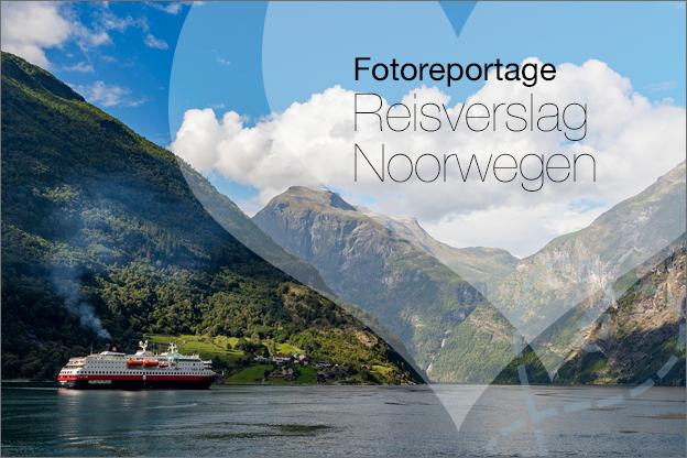 reisverslag Noorwegen ervaringen en foto's