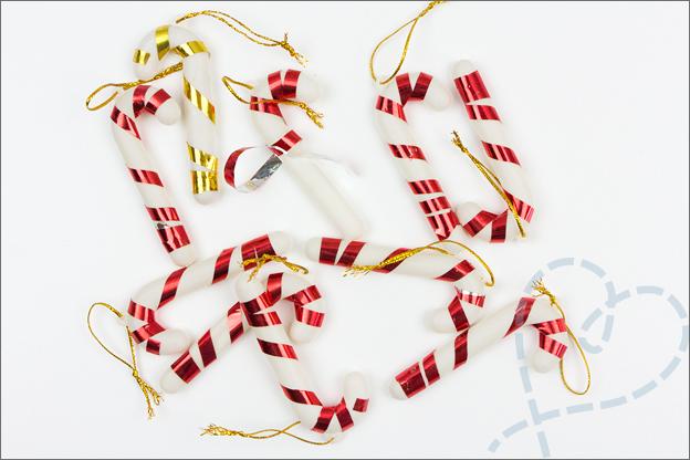 kerstboom snoep