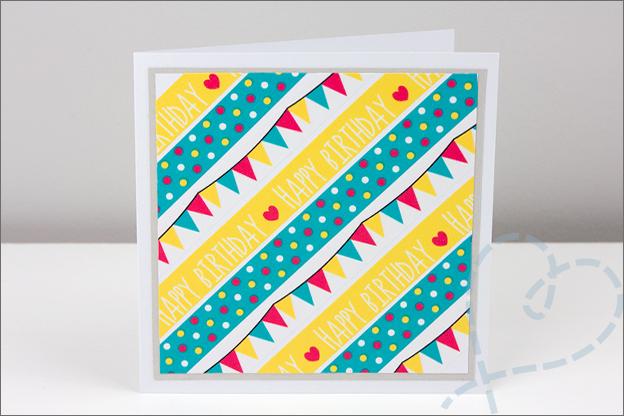 Fabulous Zelf kaartjes maken #11: Washi tape - Nobody ELSe : Nobody ELSe &EH63
