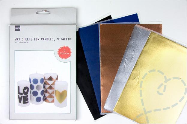 hema wax sheets review inhoud