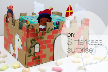 DIY #29: Sinterklaas Surprise