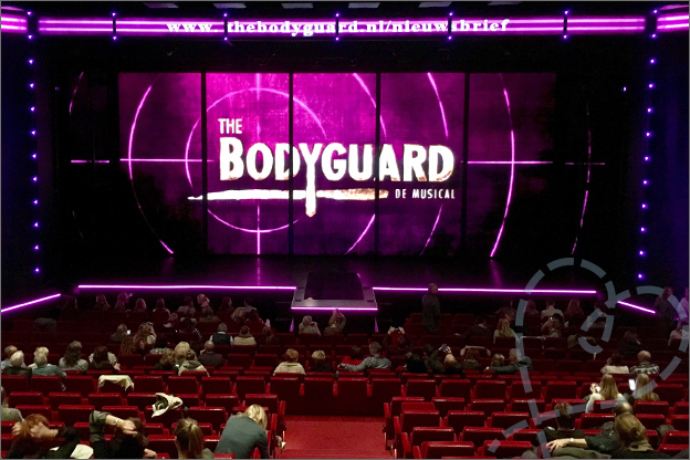 Musical the bodyguard