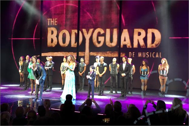 Romy Monteiro The bodyguard
