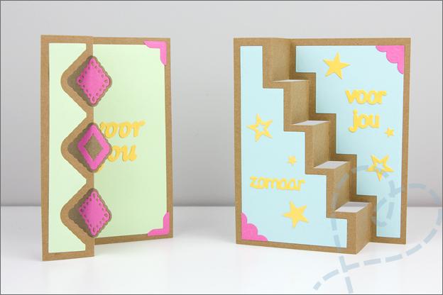 kaarten maken met de double do xl boekenvoordeel