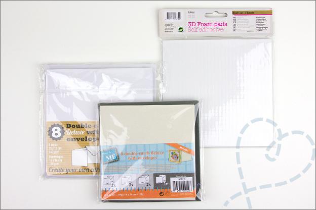 enveloppen kaarten action shoplog