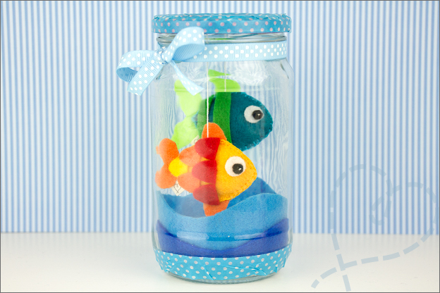 Favoriete Tutorial #38 deel 2: Visjes van vilt in aquarium ☆ - Nobody ELSe #TJ64