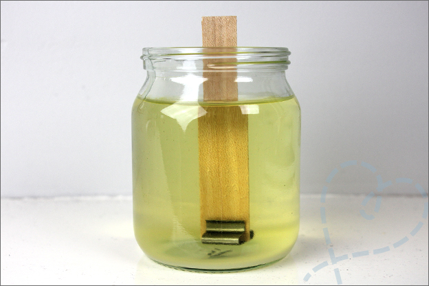 Review natuurlijke geurkaars maken sojawax smelten houten lont
