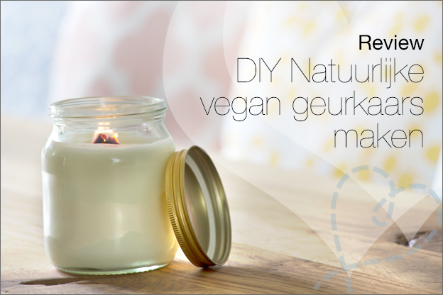 Review bespoke by you geurkaars vegan DIY