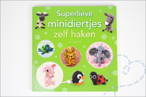 haakboek superlieve minidiertjes boekenvoordeel