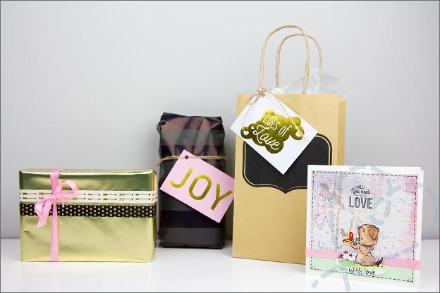 Knutselen Cadeautjes Inpakken 2 Nobody Else Nobody Else