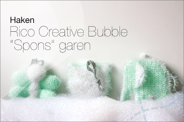 Rico creative bubble garen review haken