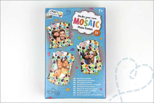 Shoplog Action make your own mosaic frame