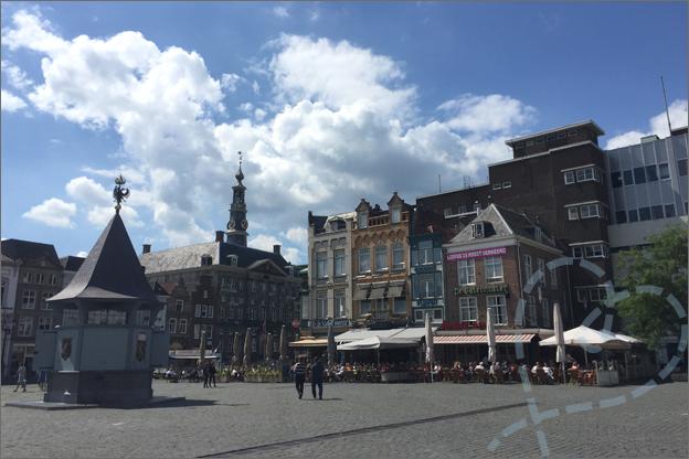 Dagje naar Den Bosch