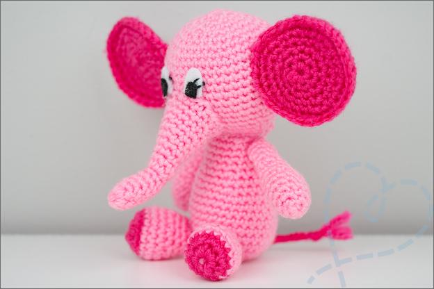 haken haakpakketten HEMA olifant