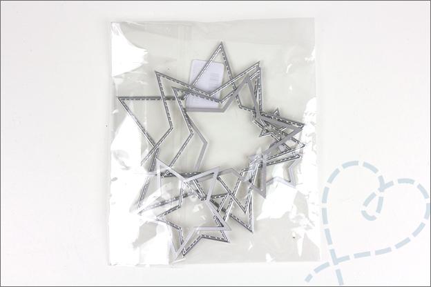 AliExpress kerst aankopen snijmallen sterren
